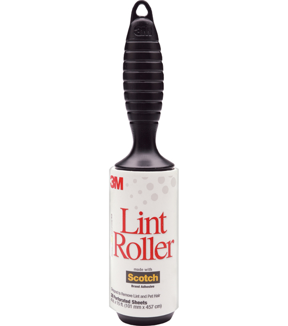 "Scotch Lint Roller 30 Sheets 4""X15.2'"