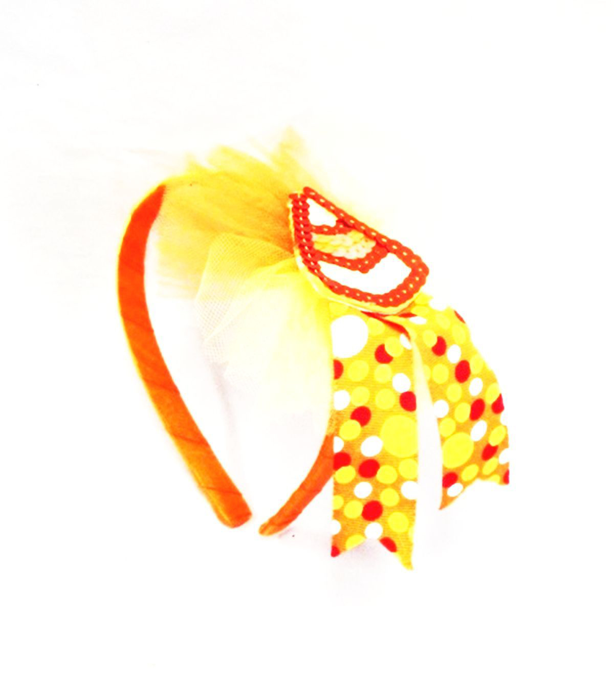 Maker\u0027s Halloween Candy Corn Headpiece Child