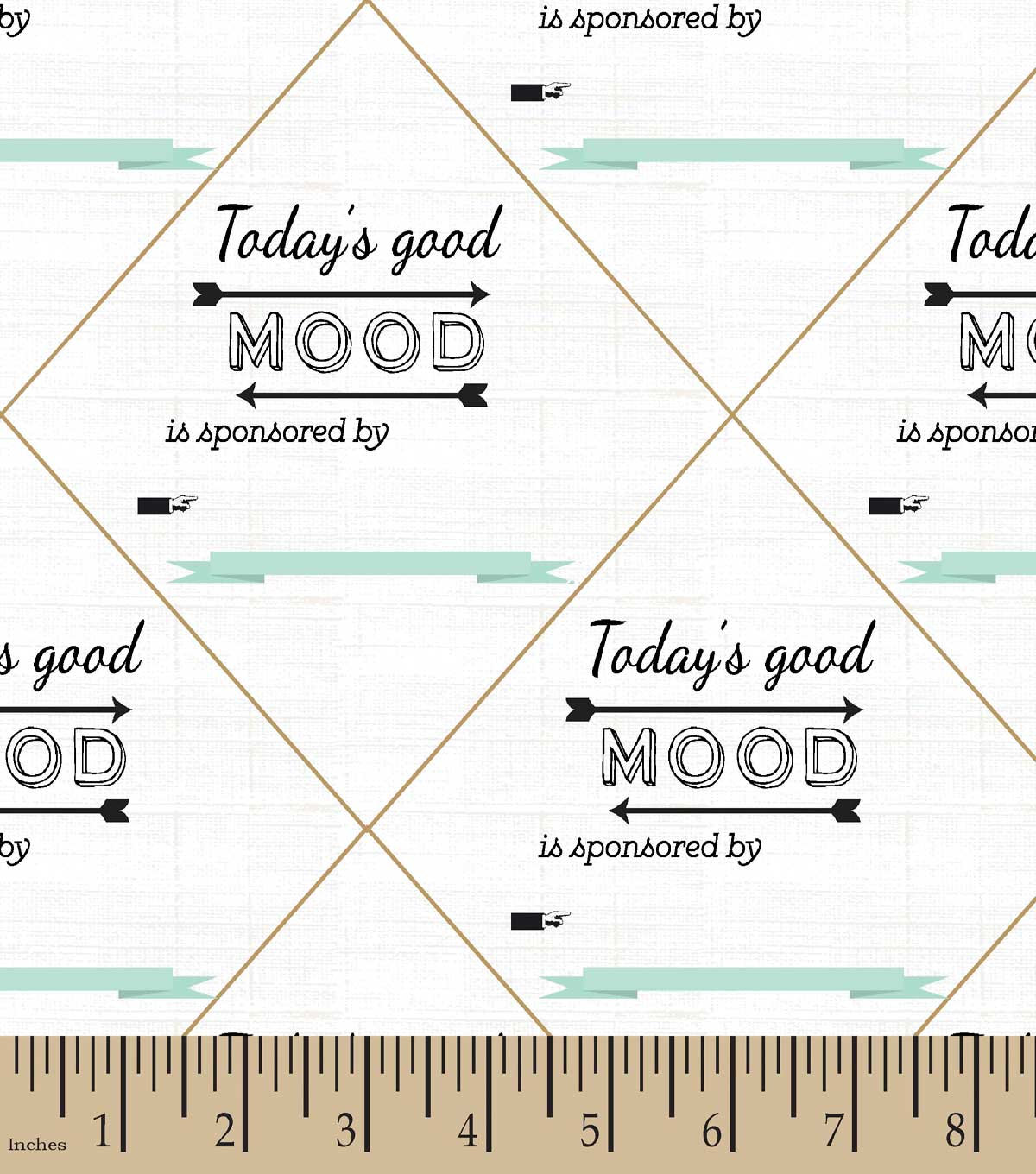 Today\u0027s Good Mood is Sponsored By Print Fabric