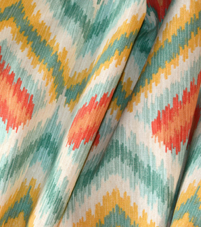 Home Essentials Caribbean Print Fabric 45\u0022-On the Rise