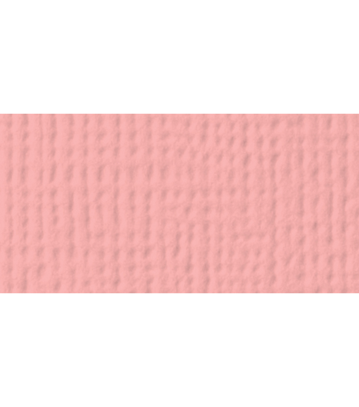 "American Crafts Textured Cardstock 12""X12""-Peach"