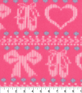 Blizzard Fleece Fabric 59\u0022-Ballerina Sweater Knit
