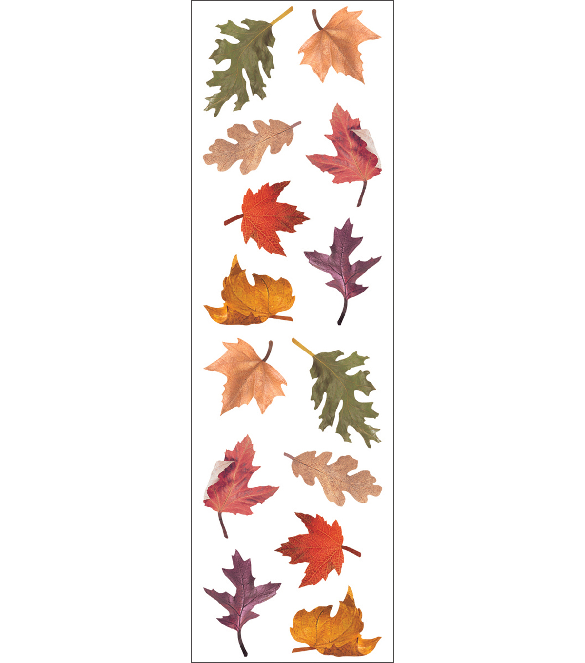 Mrs. Grossman's Stickers-Fall Leaves