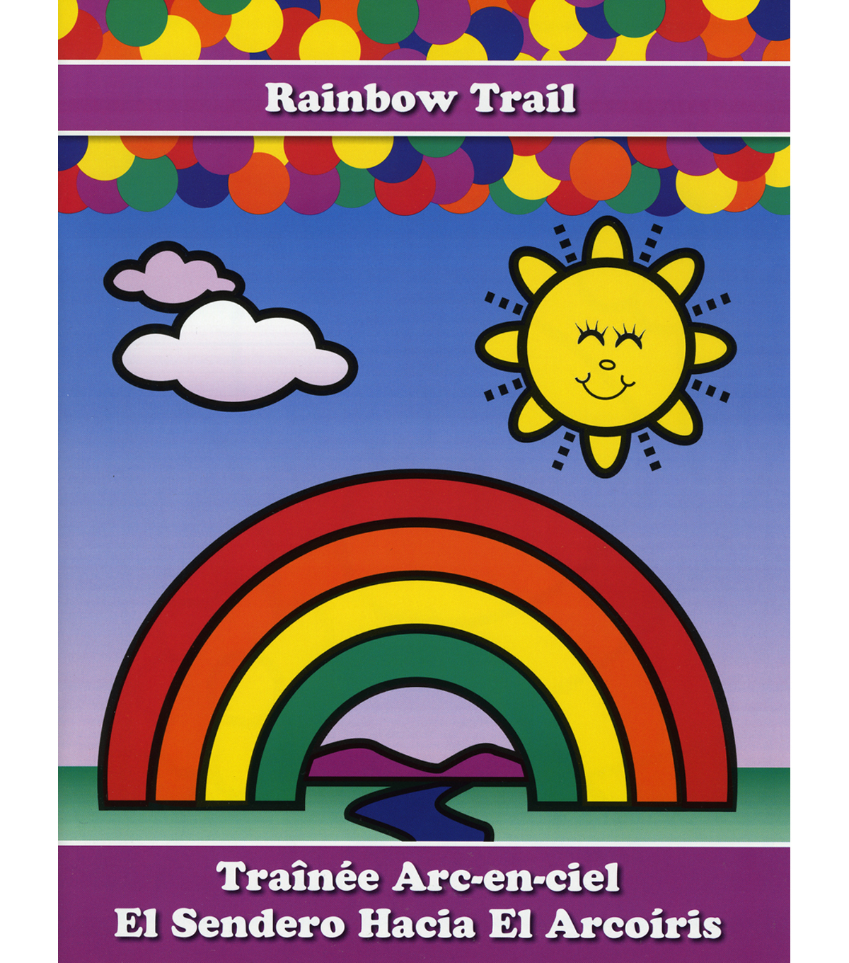Do-A-Dot Activity Book-Rainbow Trail
