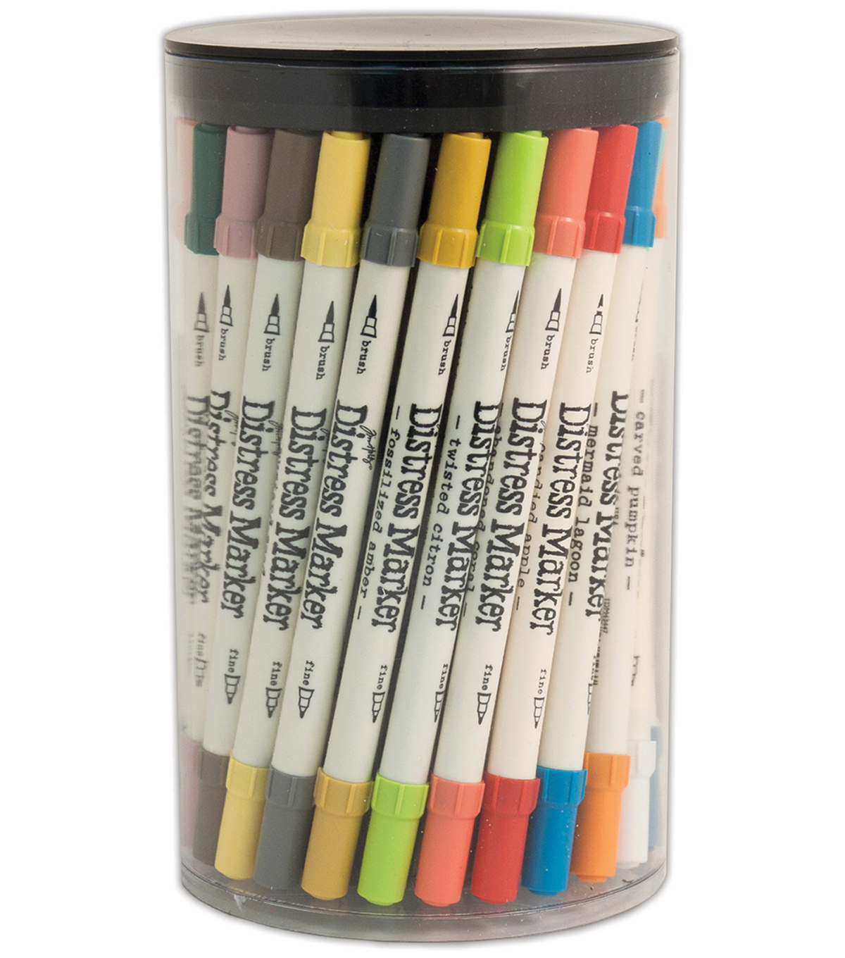 61 Colors -distress Markers Set