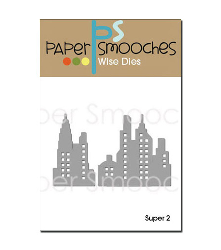 Paper Smooches Die-Super 2