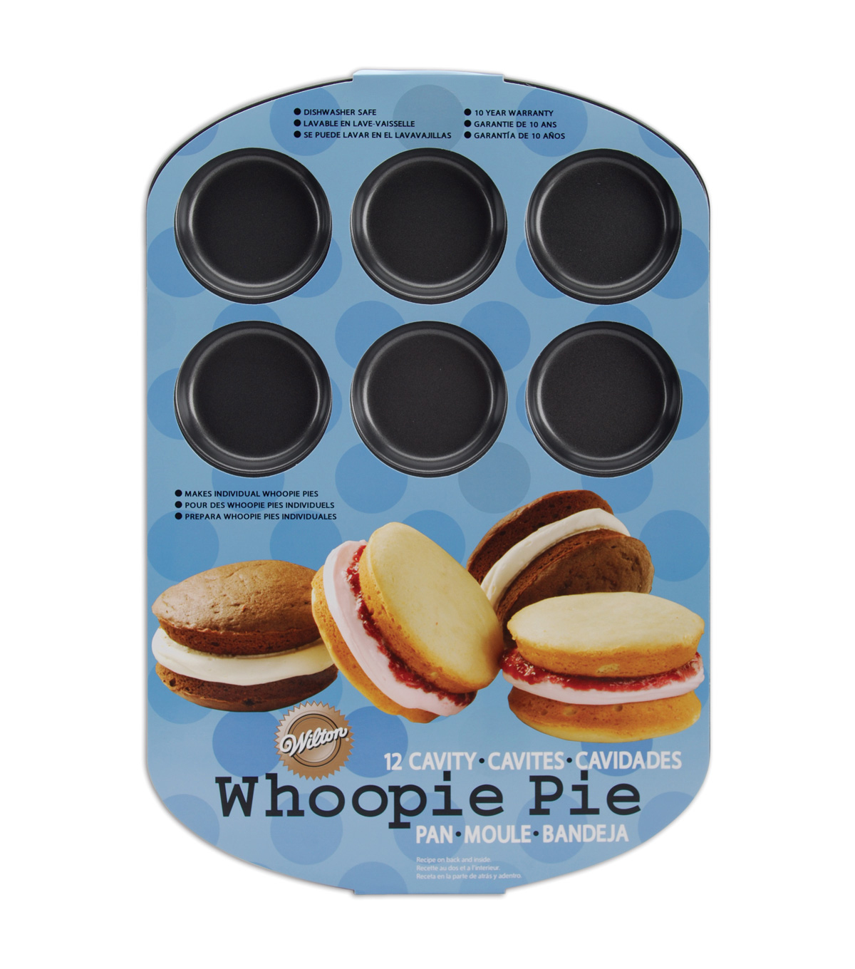 Wilton Whoopie Pie Pan
