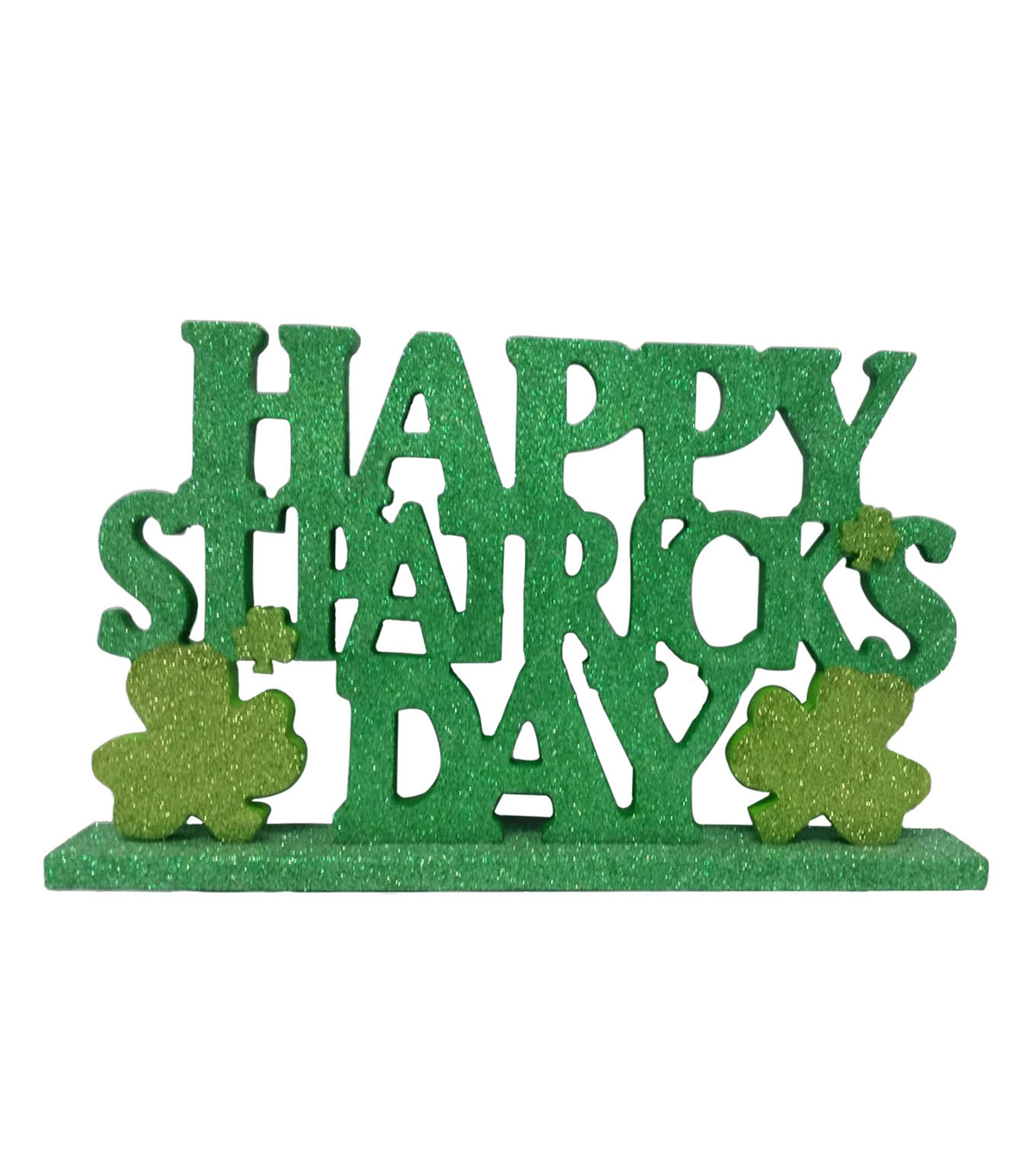 Happy St. Patrick\u0027s Day Decoration Table Decor