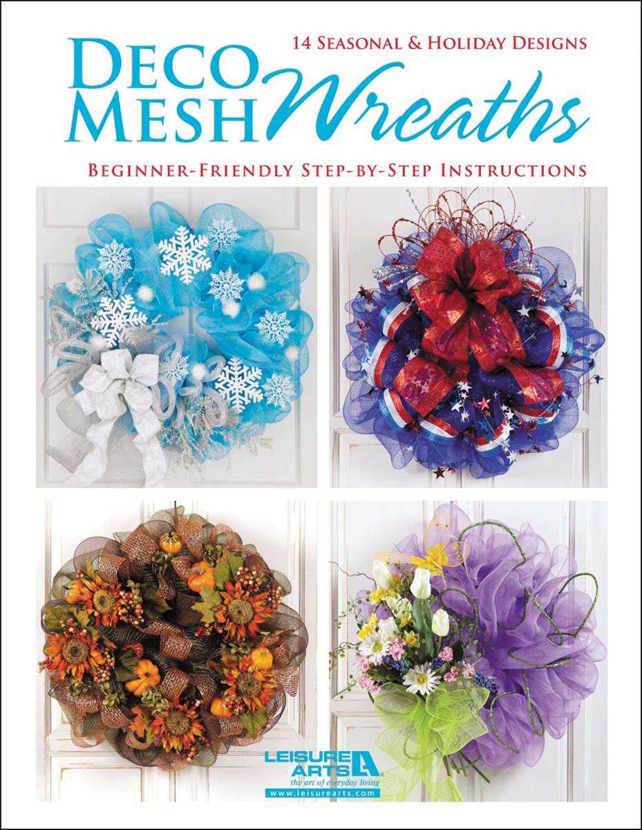 Deco mesh wreaths joann deco mesh wreaths jeuxipadfo Image collections