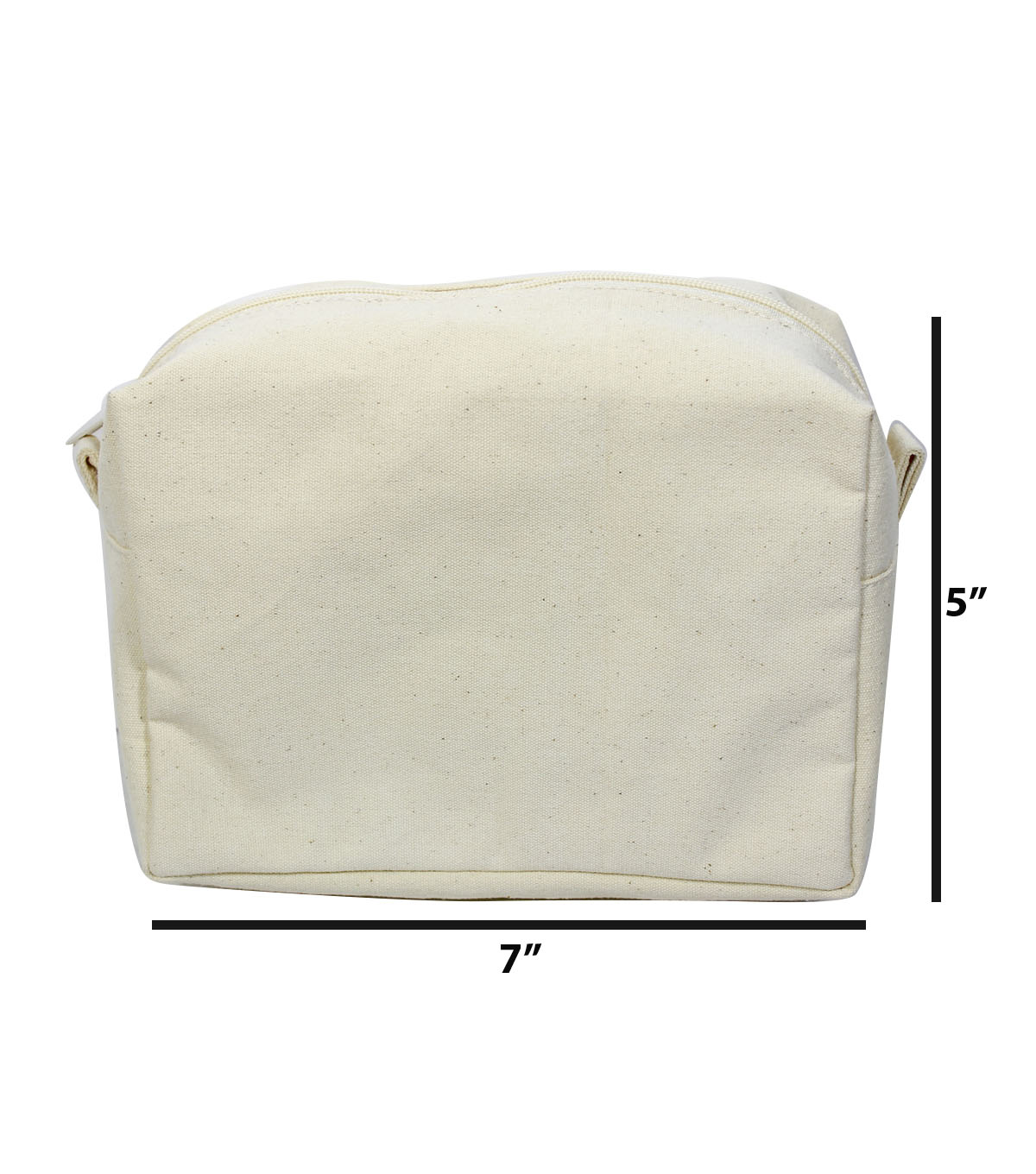 Totes Adorbs Canvas Cosmetic Bag