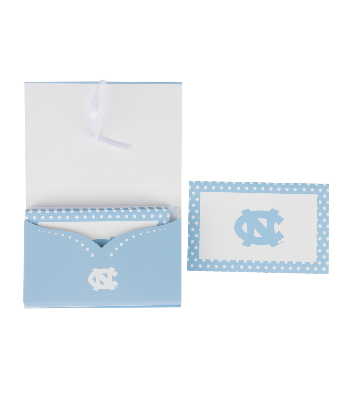 University of North Carolina Tarheels Note Card Set