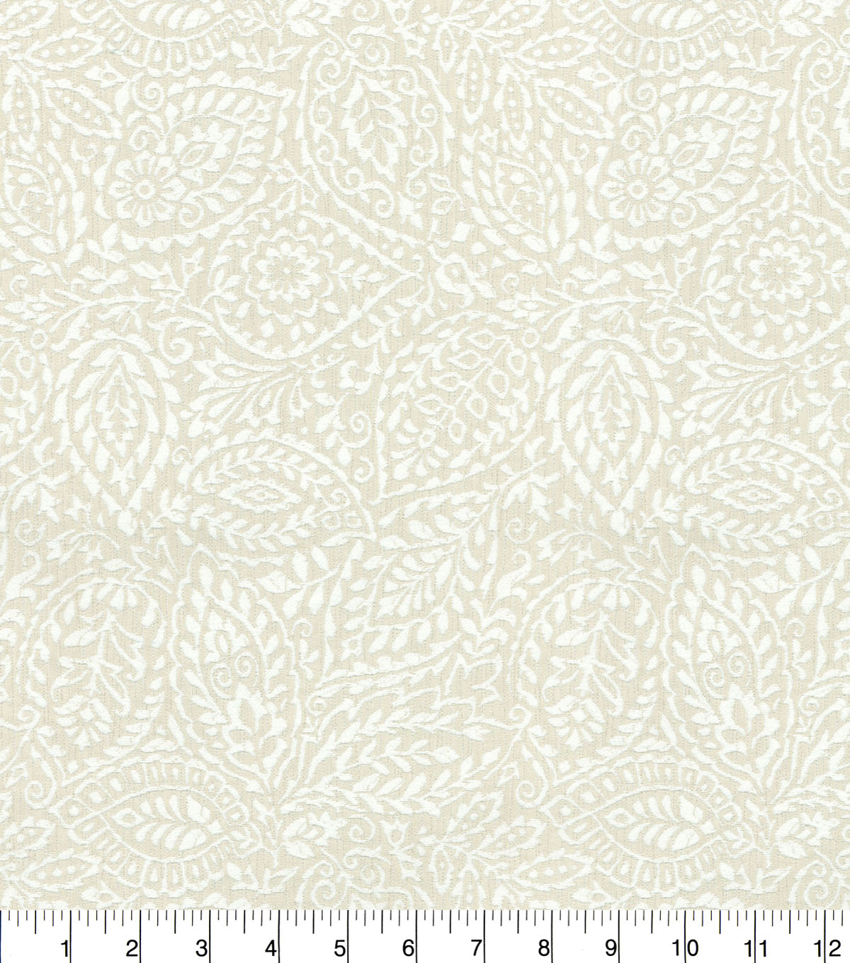 Waverly Upholstery Fabric 57\u0022-Boutique Find Parchment