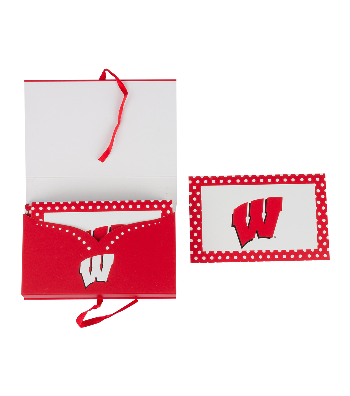 University of Wisconsin Note Card Set