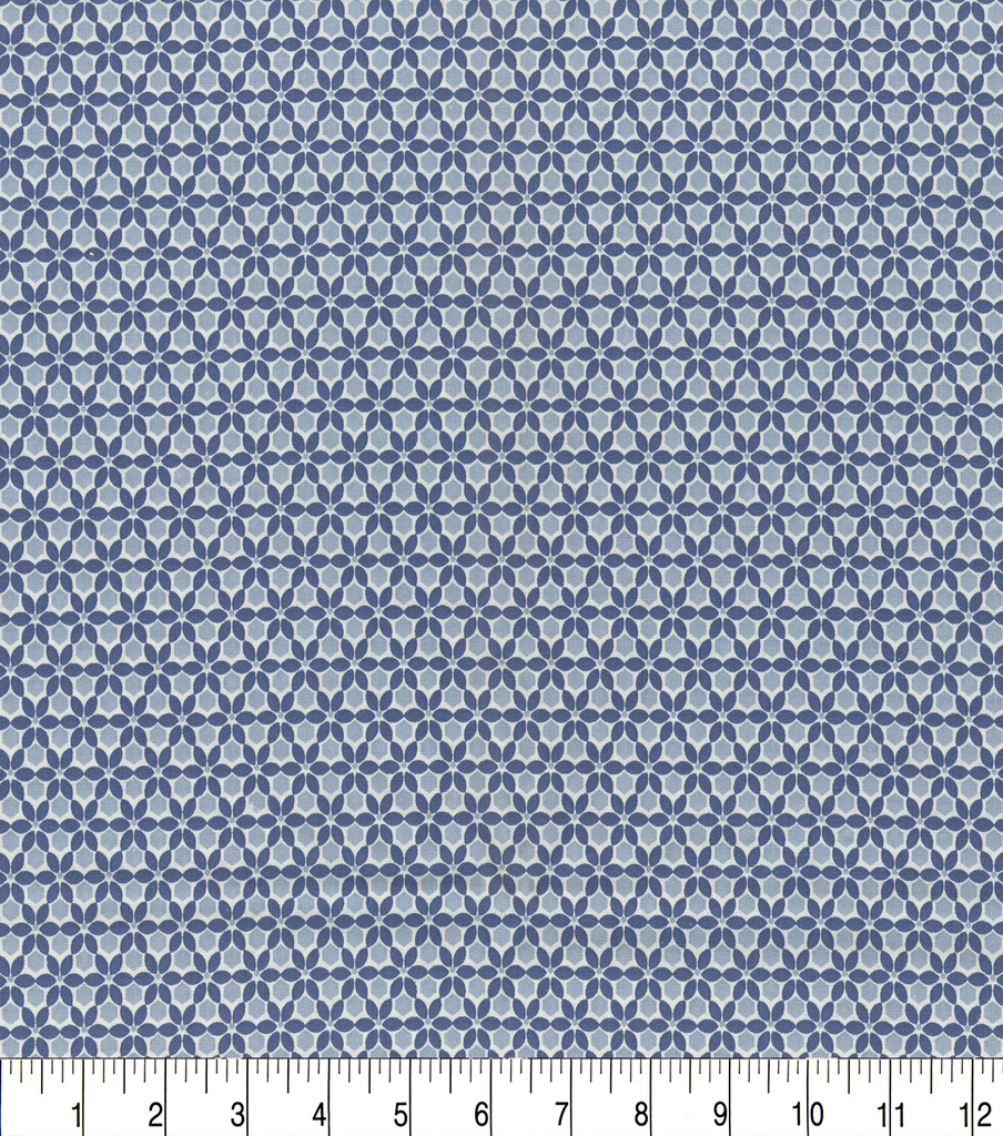 Keepsake Calico™ Cotton Fabric 44\u0022-Tintype Indigo
