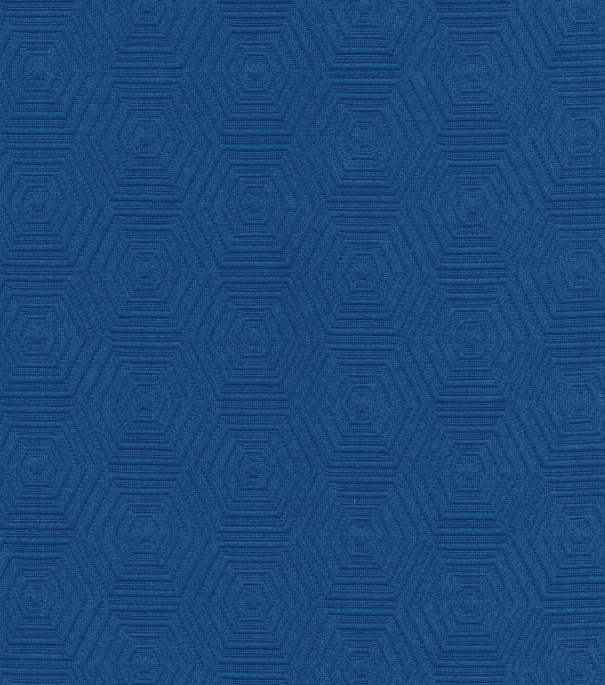 HGTV Home Upholstery Fabric 57\u0022-Hex Appeal Cobalt