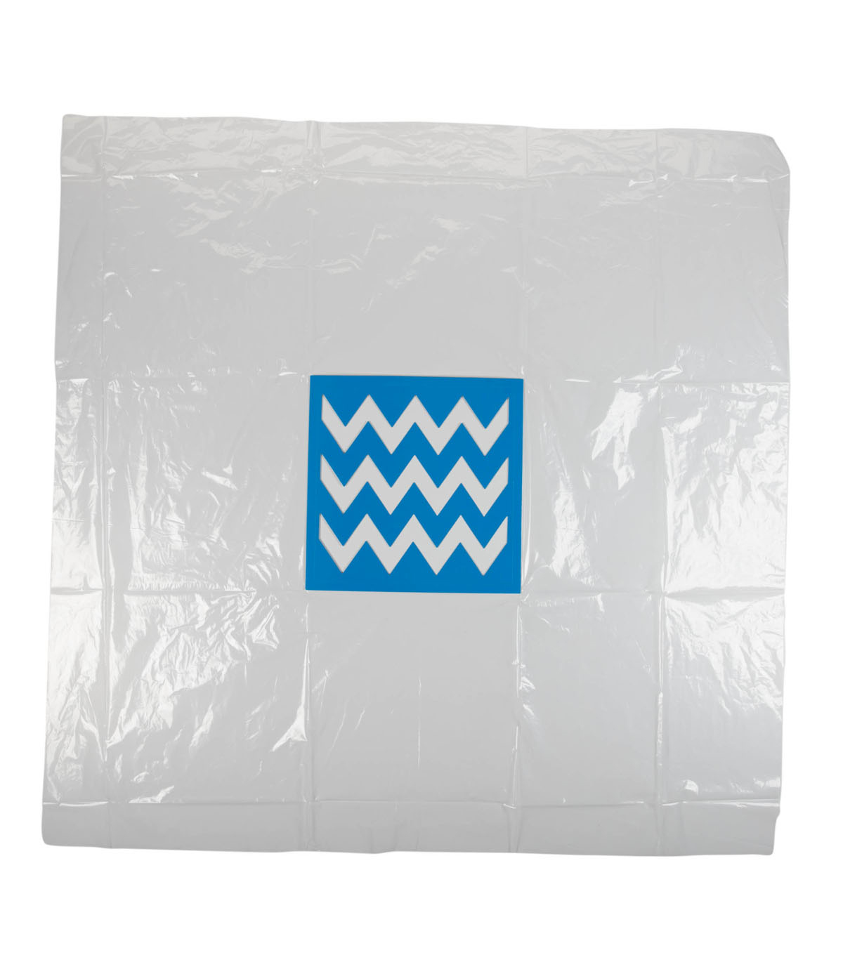 Tulip® ColorShot No-Mess Spray Stencil-Chevron