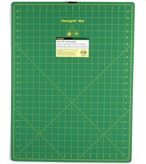 Omnigrid Mat With Grid-18\u0022x24\u0022