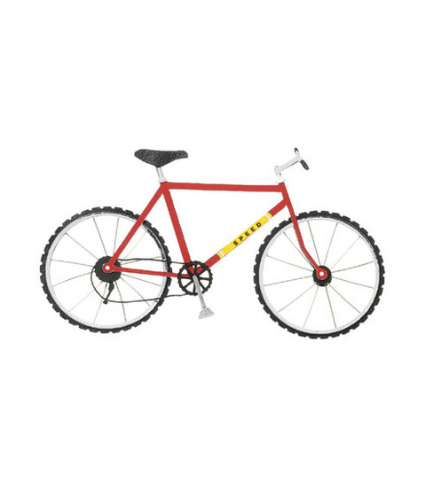 Jolee\u0027s By You Dimensional Embellishment-Red Bike