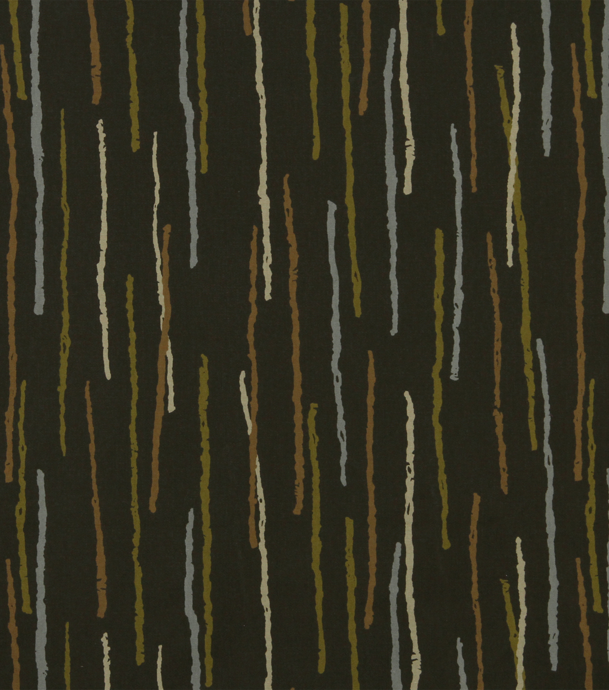 Home Decor 8\u0022x8\u0022 Fabric Swatch-Robert Allen Abstract Lines Espresso