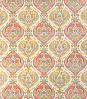 Home Decor 8\u0022x8\u0022 Fabric Swatch-SMC Designs Lotus / Primary