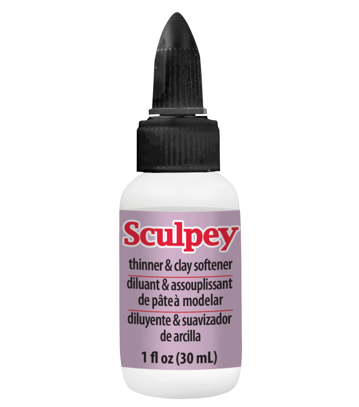 Sculpey Liquid Clay Softener