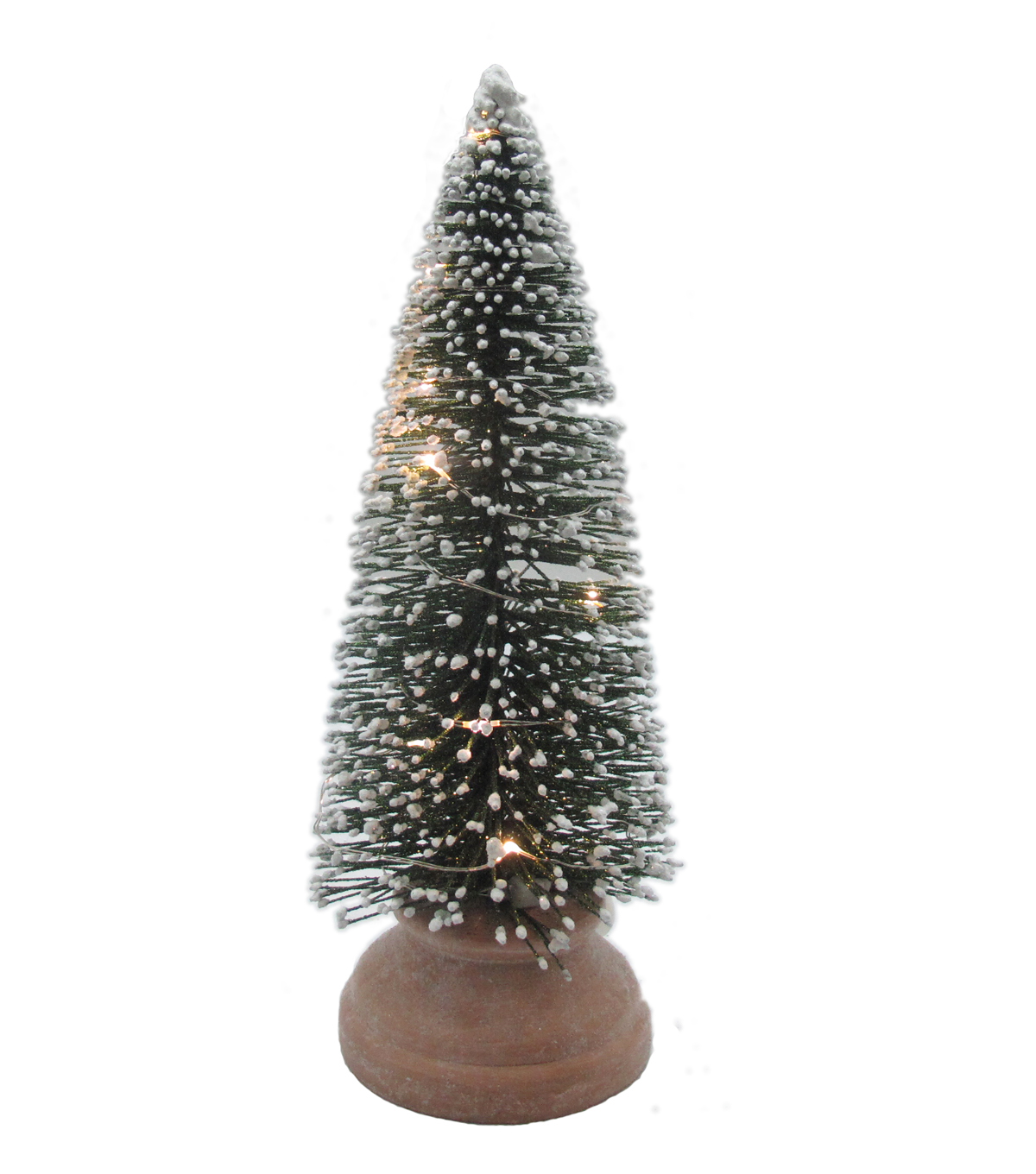 Maker\u0027s Holiday Christmas Small LED Tree-Green