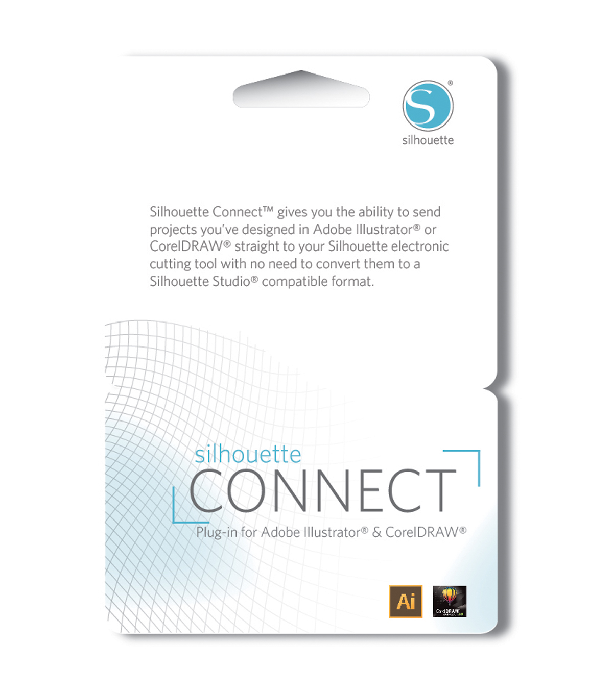 Silhouette Of America Connect Plug-in Download Card