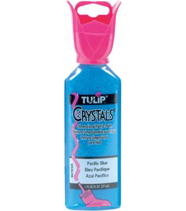 Tulip Dimensional Fabric Paint 1.25oz - Crystals