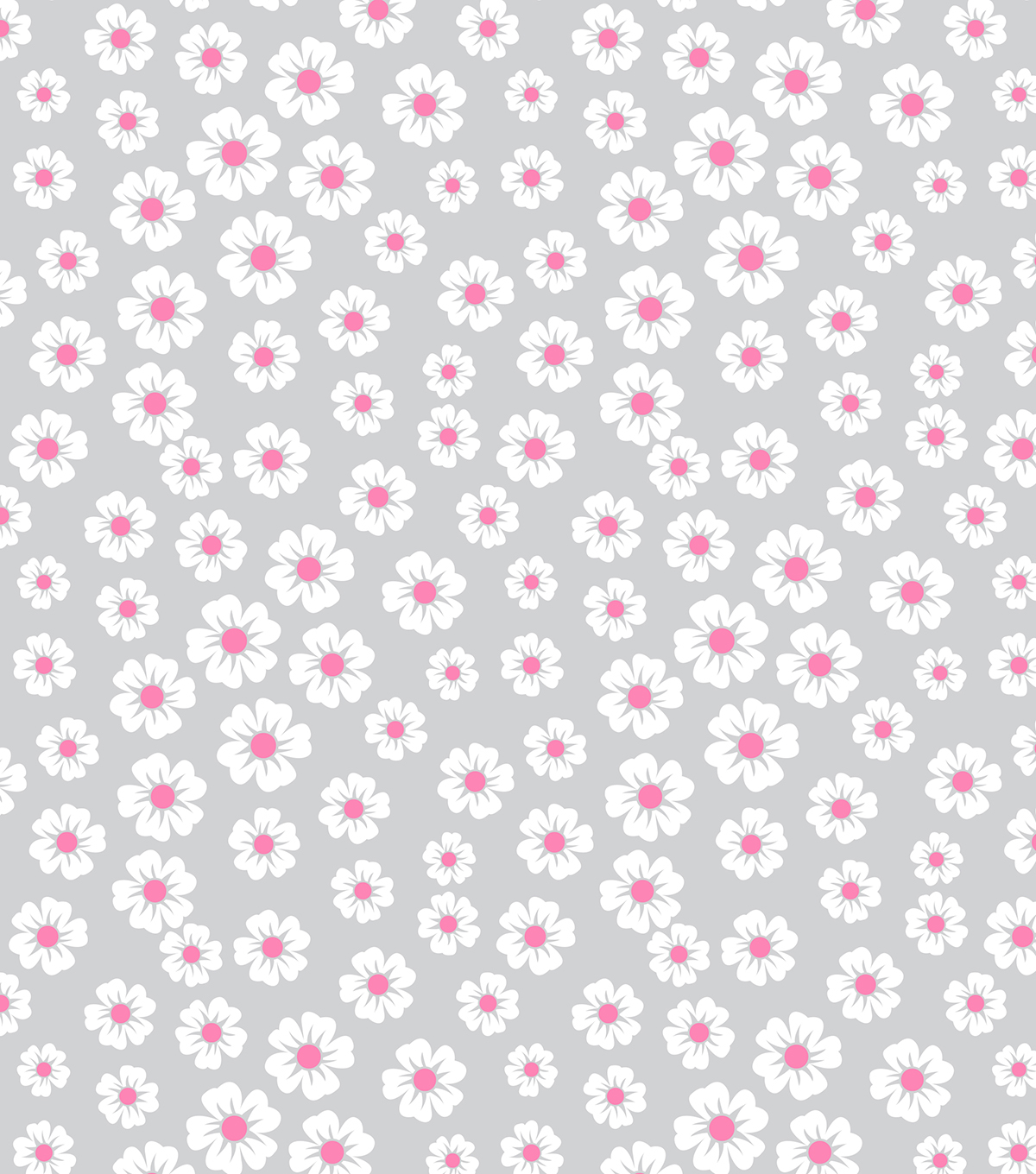 Modkid Studio by Patty Young Cotton Fabric-Little Daisy