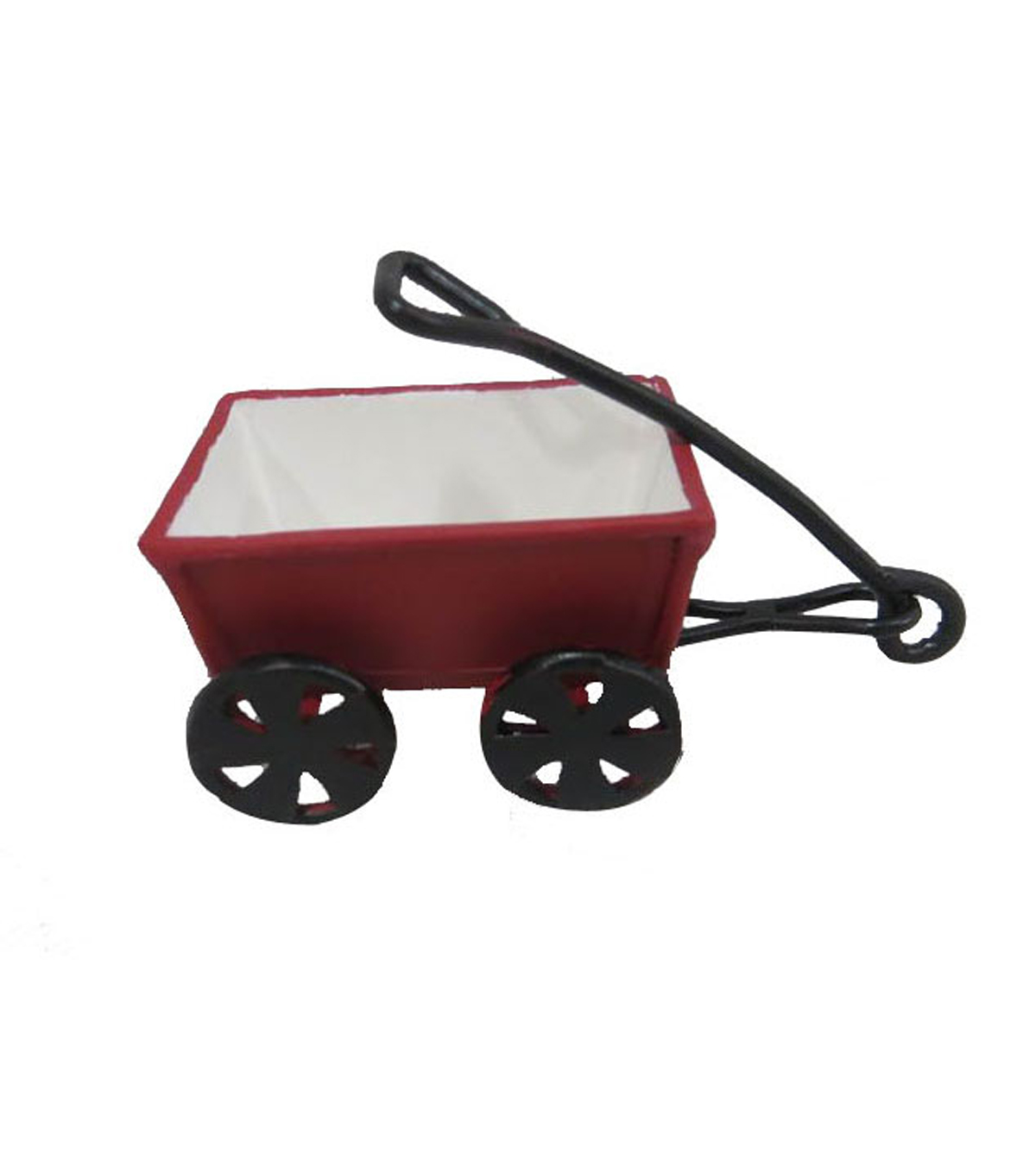 Bloom Room Littles Resin Wagon-Red