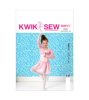 Kwik Sew Child Casual-K4011