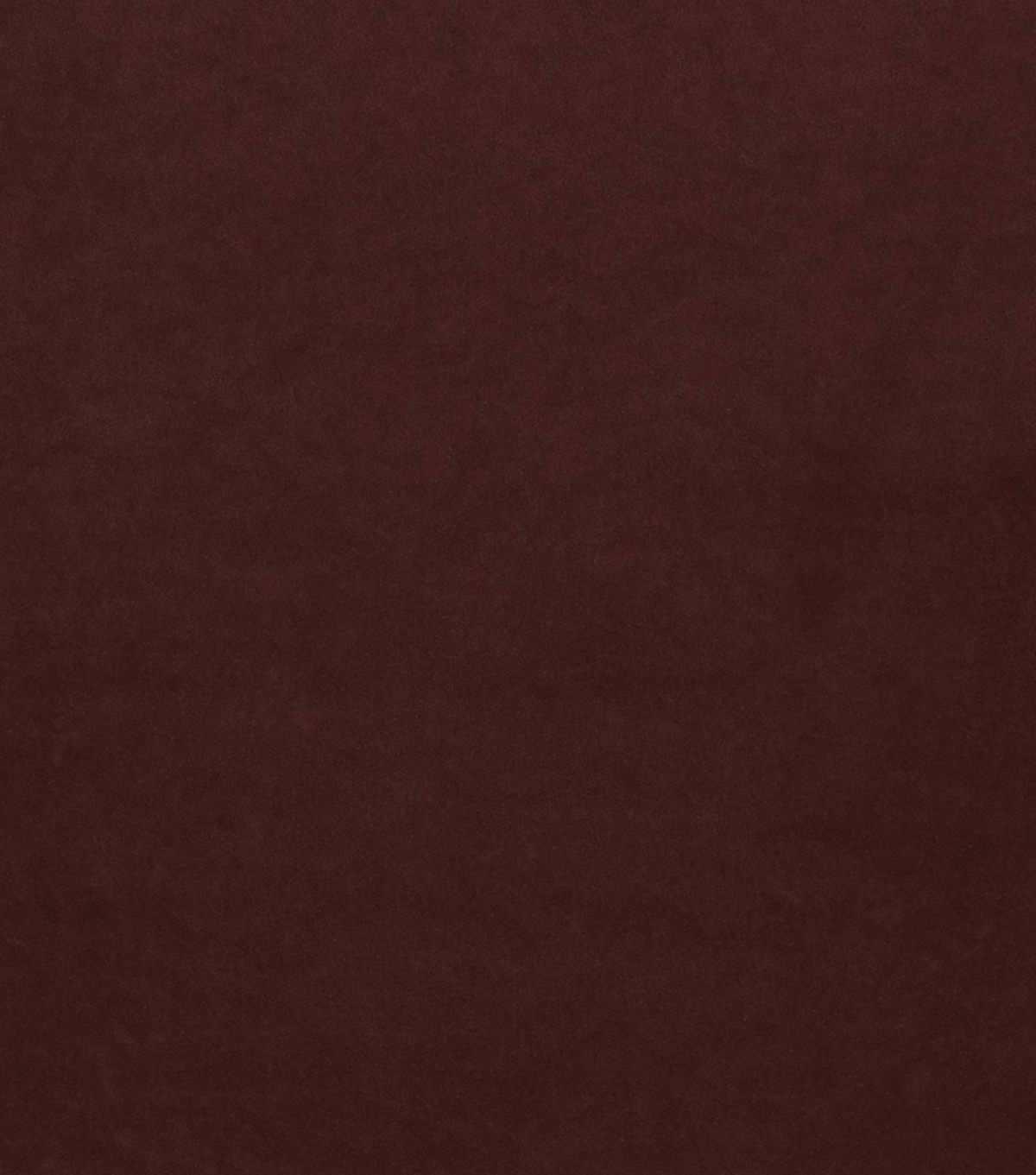 "Home Decor 8""x8"" Fabric Swatch-Suede Burgundy"