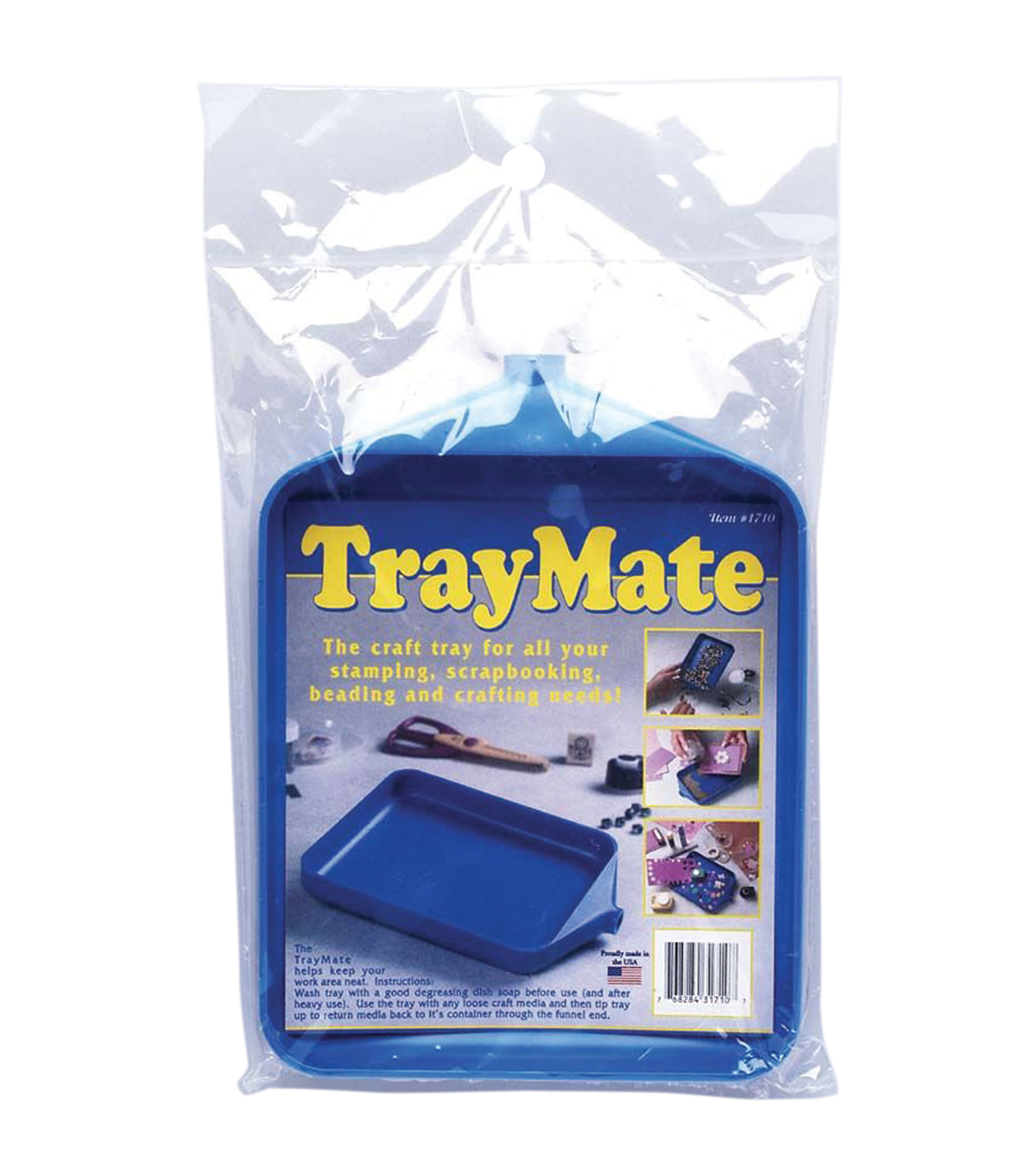 TrayMate Craft Tray-8\u0022X6\u0022X1\u0022