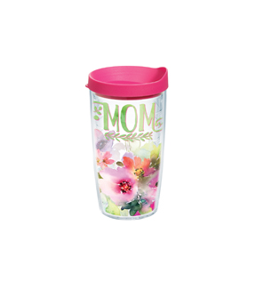 Tervis 16oz. Tumbler-Mom & Watercolor Floral