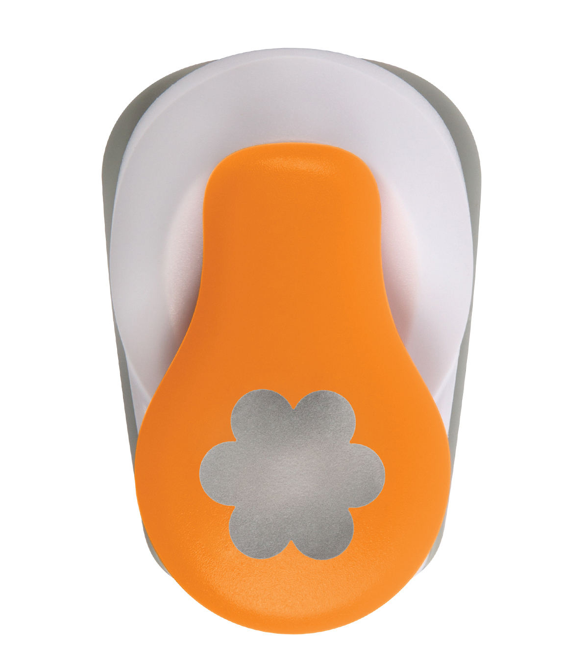 Fiskars Medium Lever Punch-1\u0022 Poppy