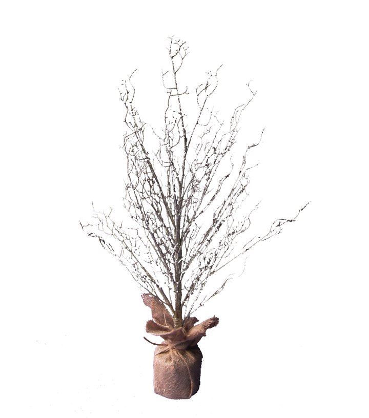 Blooming Holiday Tree-Champagne