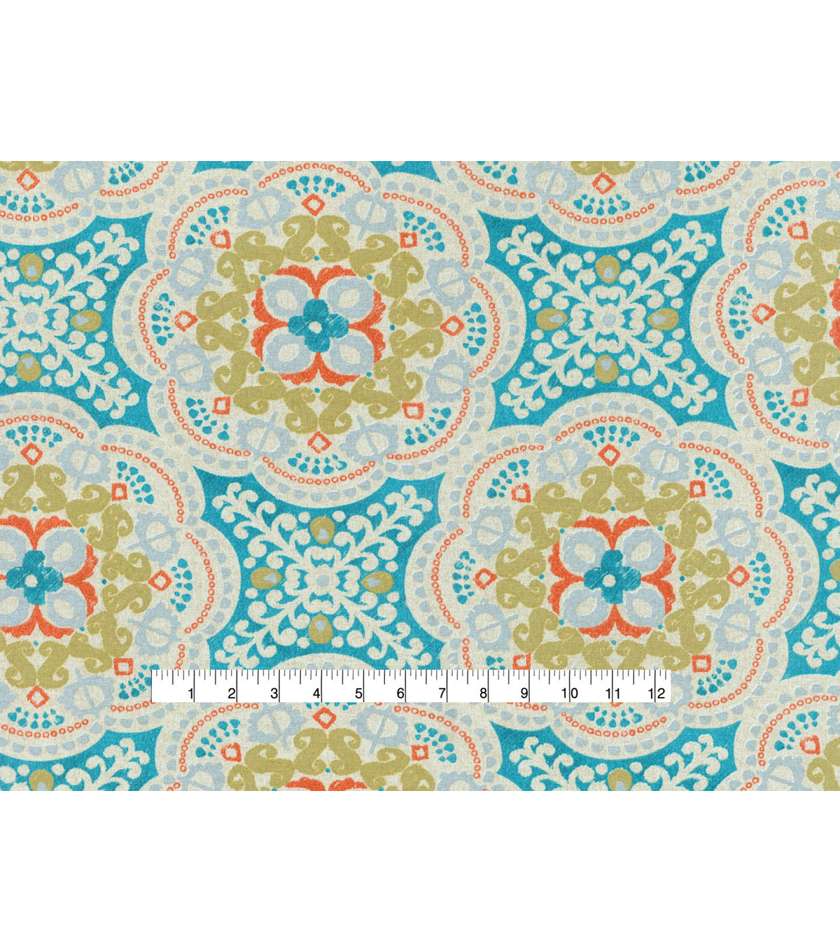 Waverly Upholstery Fabric 54\u0022-Astrid Aqua