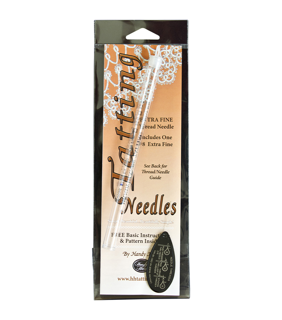 Handy Hands Tatting Needle For Thread