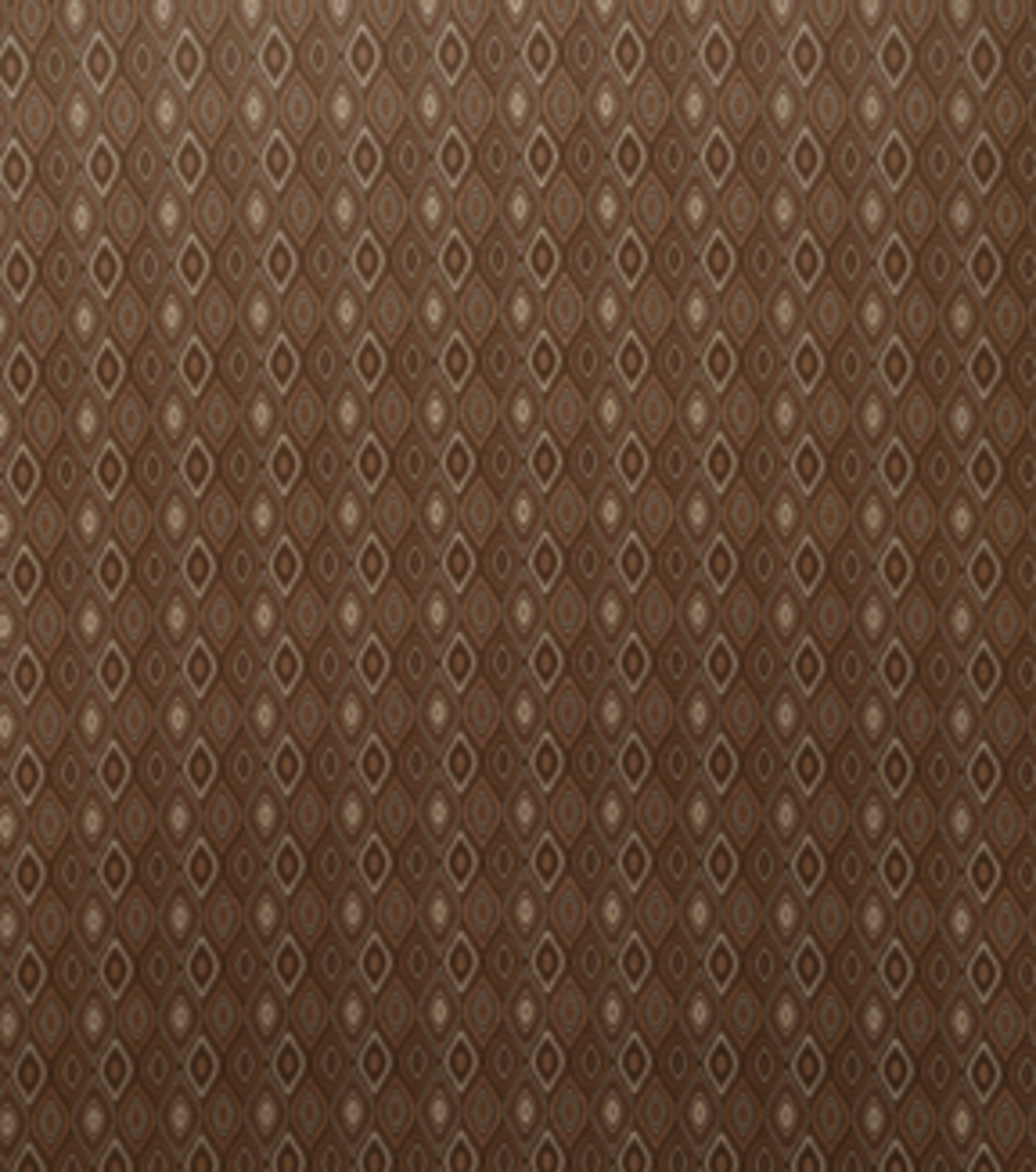 Home Decor 8\u0022x8\u0022 Fabric Swatch-Print Fabric Eaton Square Cloudy Chocolate