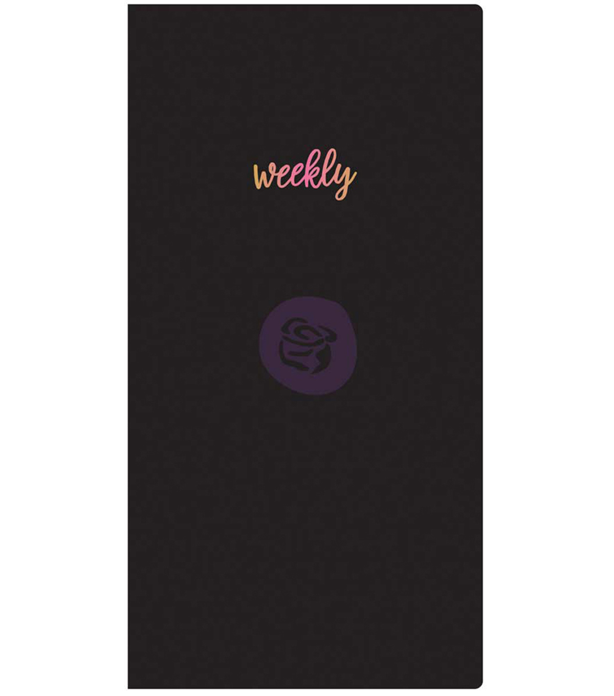 Traveler's Journal Notebook Refill 32 Sheets-Weekly w/White Paper