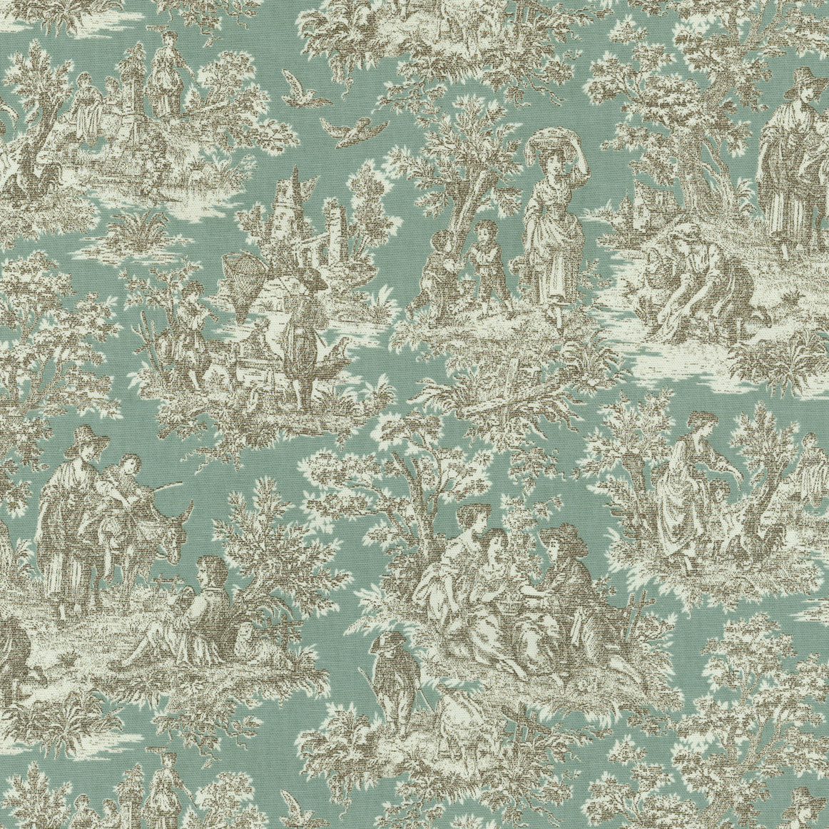 P/K Lifestyles Print Fabric-Rustic Life/Bliss