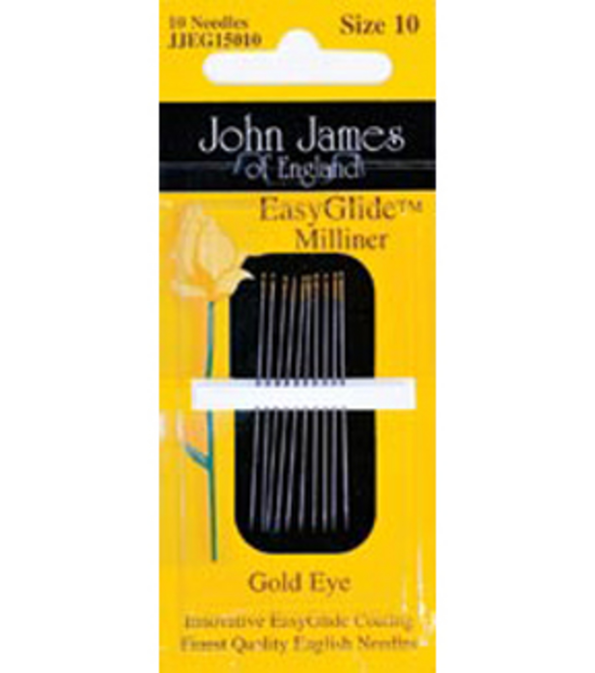 Gold'n Glide Milliners Needles-Size 10 10/Pkg