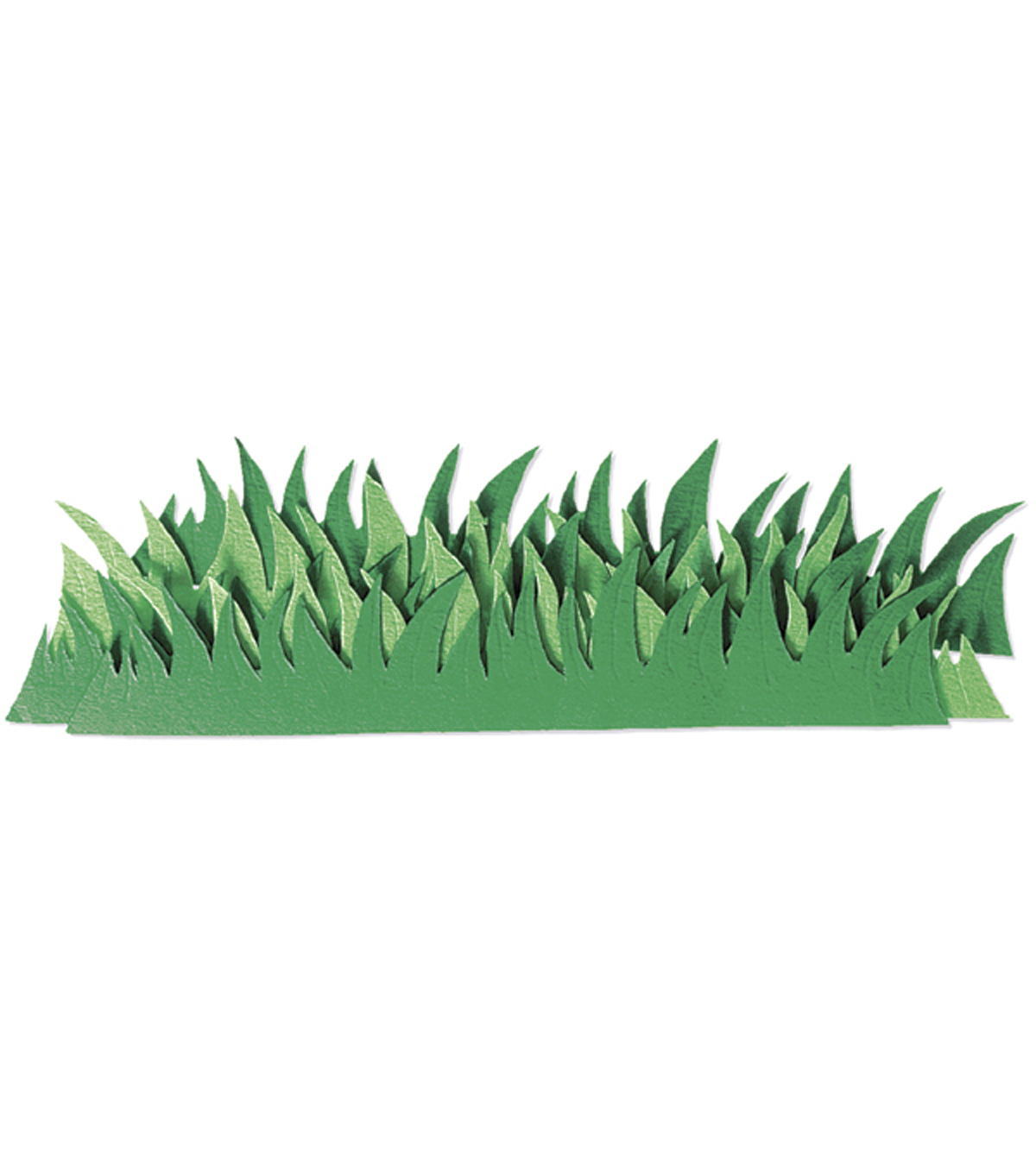 "Jolee's By You Dimensional Embellishments 2""X4"" Sheet- Grass"