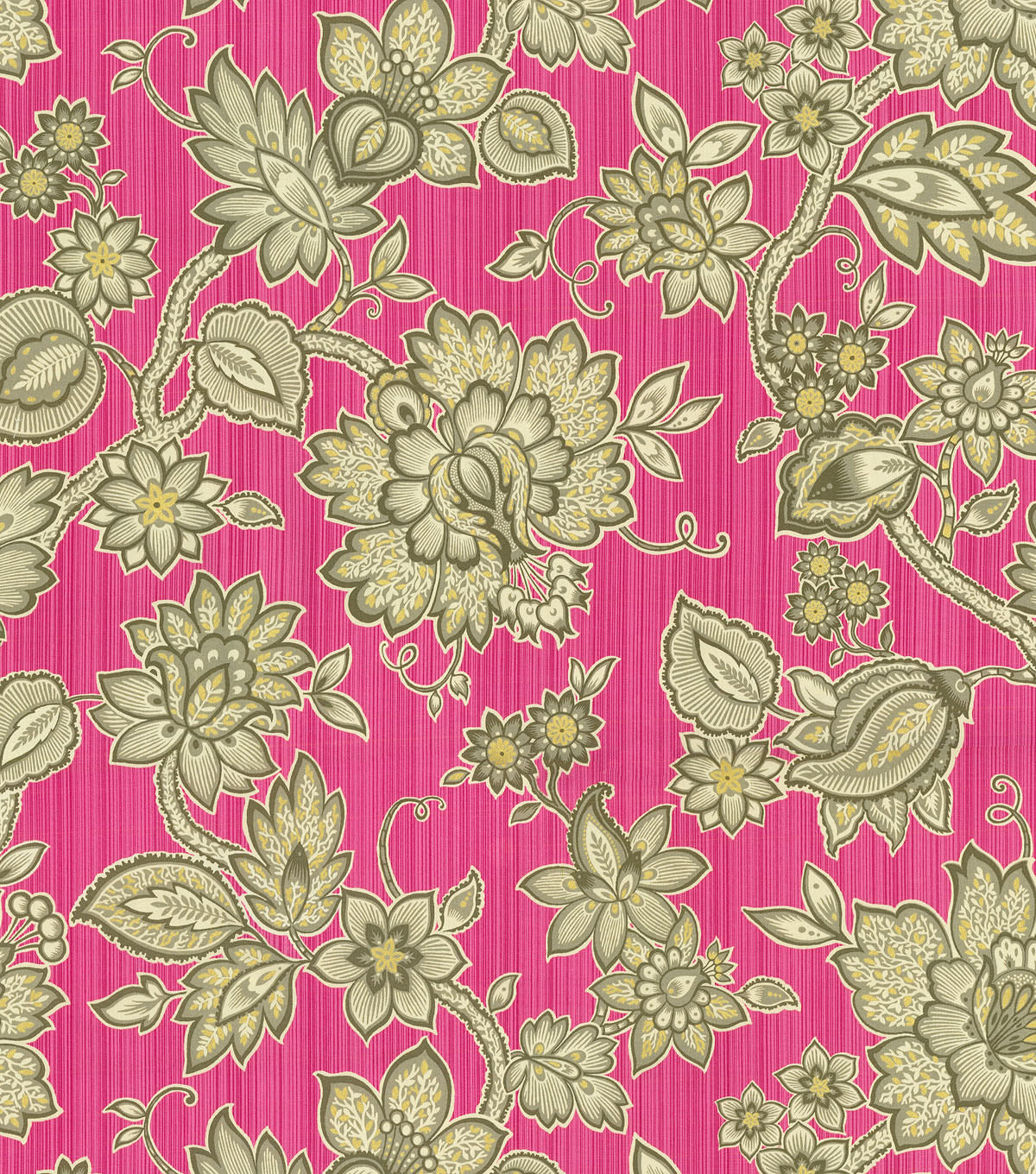 Waverly Print Fabric 54\u0022-Floral Flair/Passion