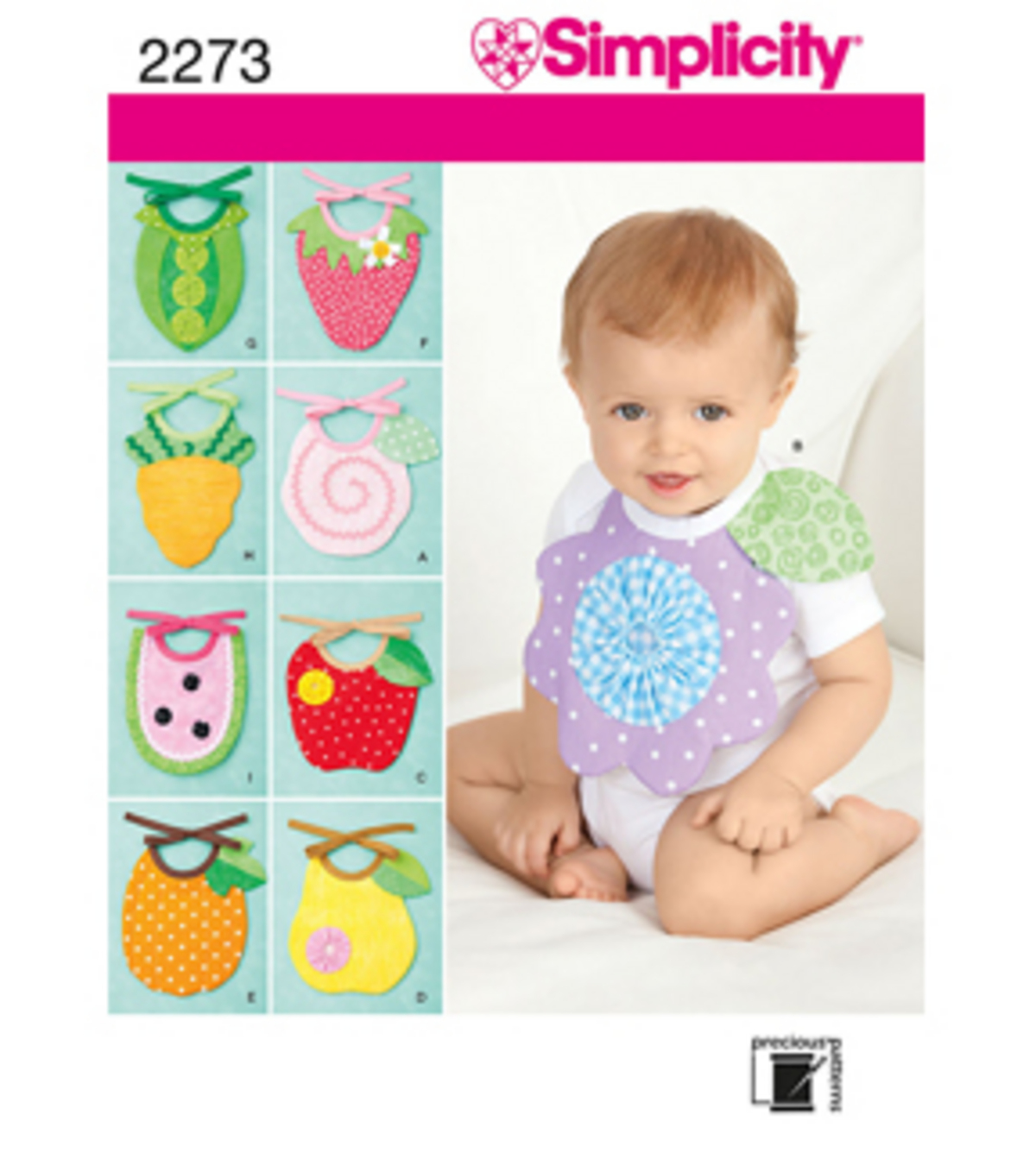 Simplicity Pattern 2273OS One Size -Simplicity Crafts