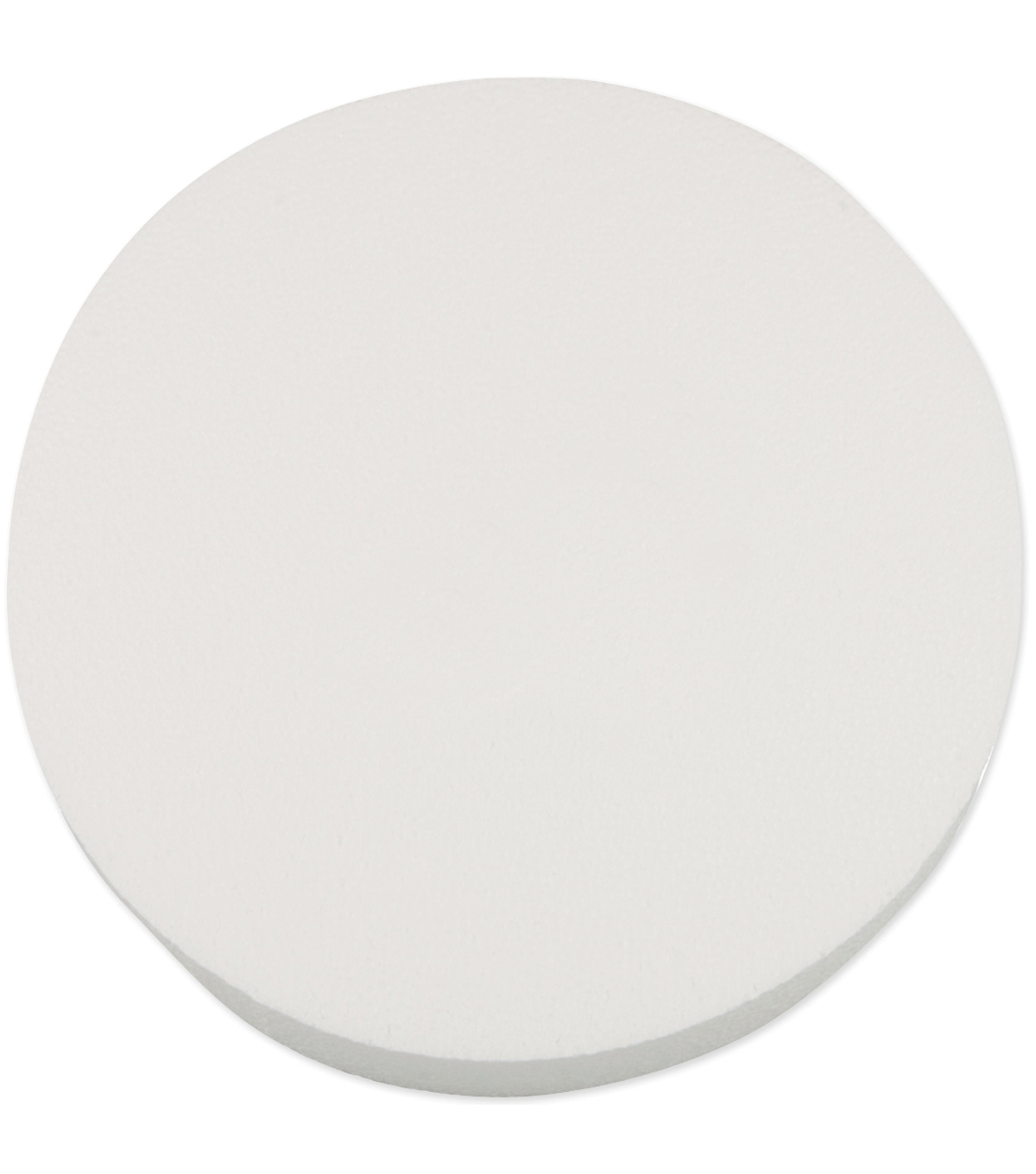 "Plasteel Corp Smooth Foam Disc 8""X1"" 1Pk-White"