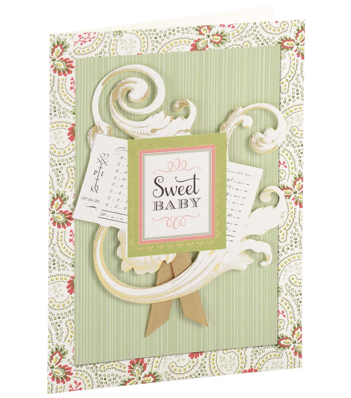 Anna Griffin Card Kit Baby Neutral