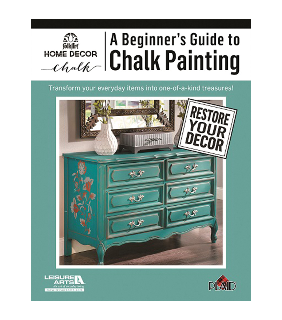 A Beginner\u0027s Guide To Chalk Painting Activity Book