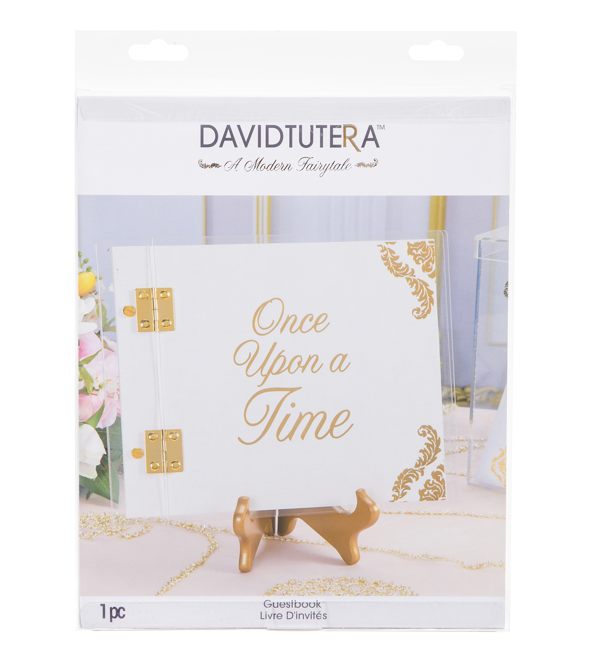 David Tutera Guest Book-Once Upon A Time