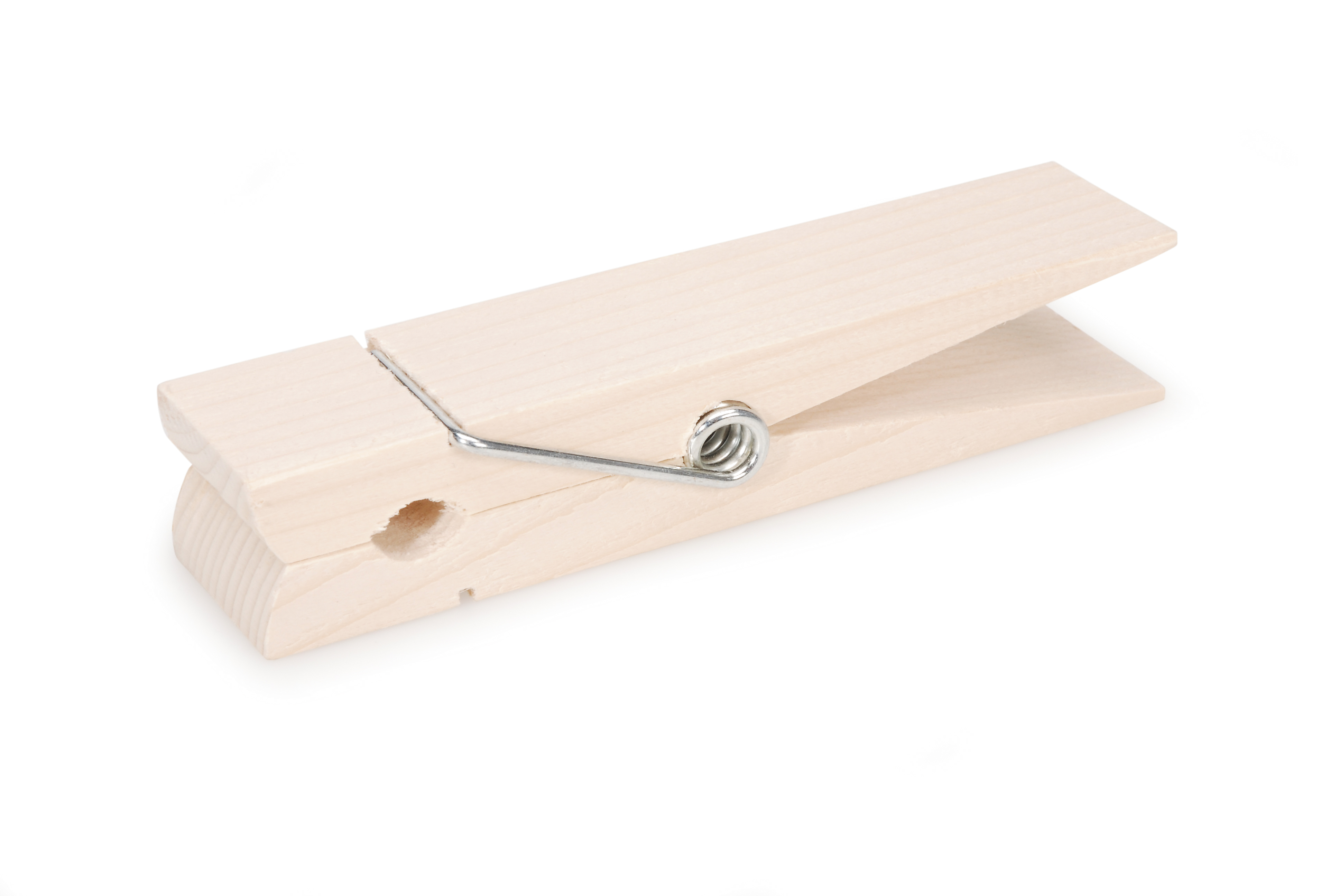 Jumbo 6in Clothespin 1pc/Pkg